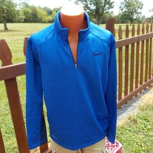 Nike Mens Therma Fit 1/4 Zip Pullover Size XL